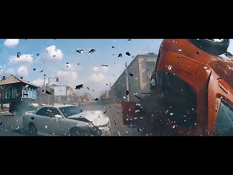 Russian Dashcam Compilation 2014 ** Extreme Action **