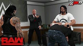 WWE 2K17 Story - Seth Rollins Returns! Triple H vs Rollins at ...
