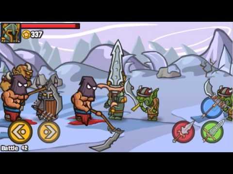 Video of Paladin vs Demons