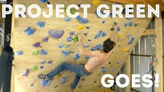 PROJECT 'HARD FOR ME' GOES DOWN! by Jackson Climbs
