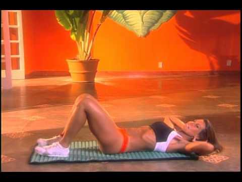 Exercícios para o Abdominal - Aprenda com Solange Frazão - a melhor! bj. Nick Salussolia