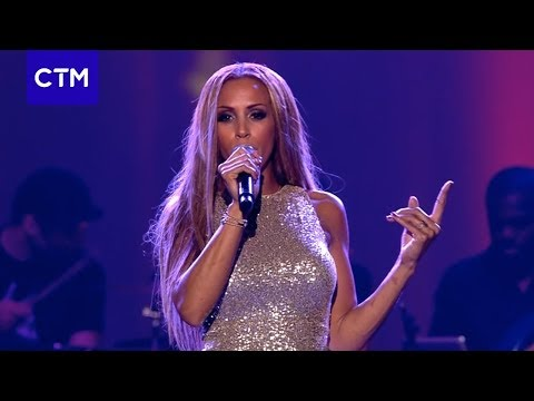 Glennis Grace - I Will Always Love You Ft. Candy Dulfer (видео)