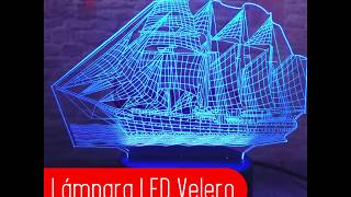 Lámpara LED Velero