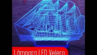 Lámpara LED Velero