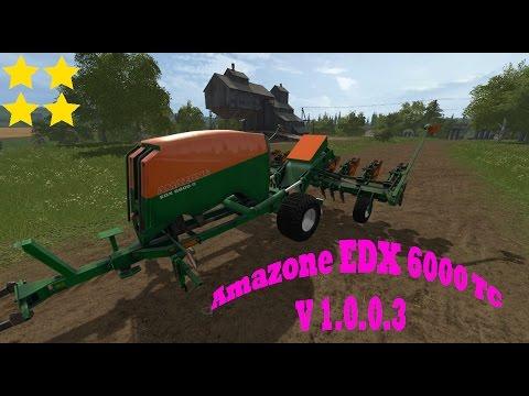 Amazone EDX 6000 TC v1.0.0.3