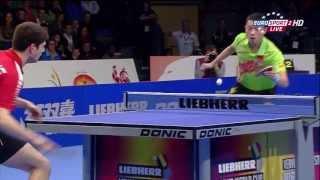 Table Tennis Highlights, Video - 2013 Men's World Cup (ms-sf) XU Xin - OVTCHAROV Dimitrij [Full Match HD1080p]