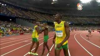 Video Usain Bolt - 6 World Records in 100m (9.72, 9.69, 9.58), 200m (19.30 19.19), 4x100m relay (37.10) MP3, 3GP, MP4, WEBM, AVI, FLV Maret 2018