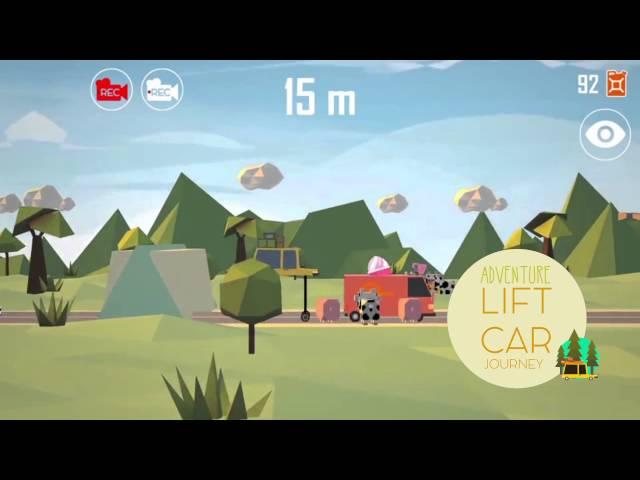 New Game: LIFT CAR (리프트카)