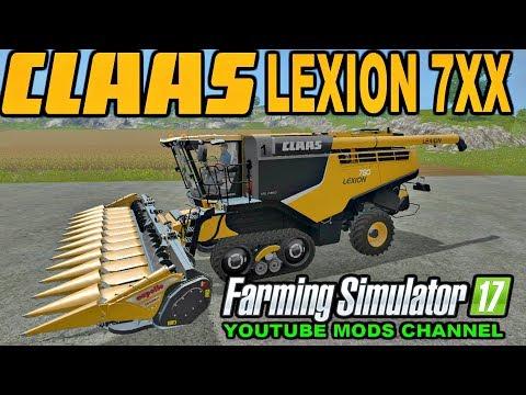 CLAAS LEXION 700 USA v1.0