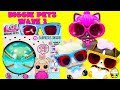 Lol Surprise Biggie Pets Wave 2 Cotton Tail Qt Spicy Kitty Dj K9