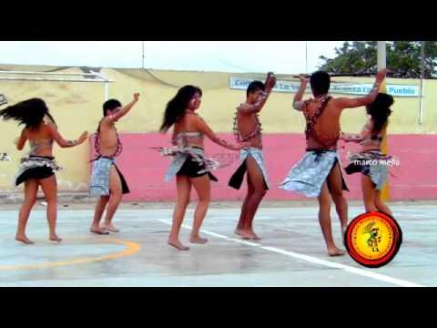 DANZAS SELVATICAS - Danza de la Selva.