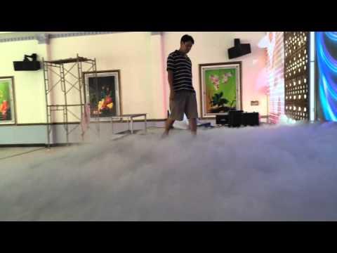 Máy phun khói lạnh công suất 1500W