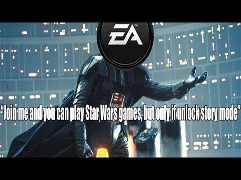 EA doesnt understand Star Wars fans