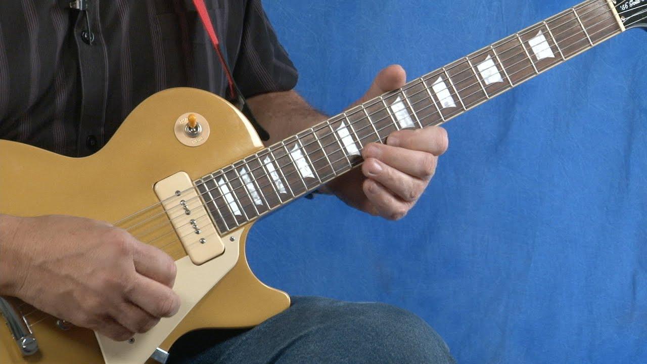 Beginner Blues Guitar Lesson