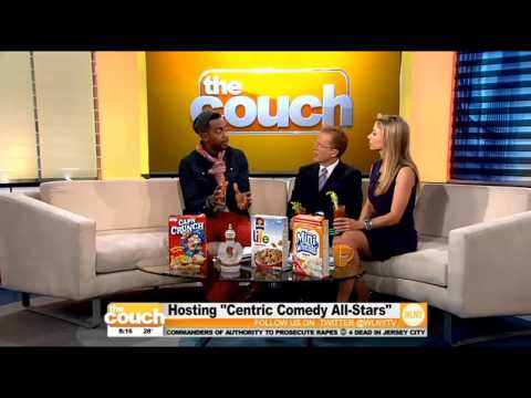 Comedian-Actor Bill Bellamy Returns To The Couch