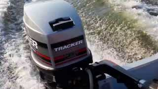 1998 25 HP Mercury Marine Outboard For Sale