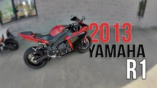 2. 2013 Yamaha R1 Crossplane First Ride | Exhaust Delete