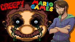 Video Creepy Mario Games - SpaceHamster MP3, 3GP, MP4, WEBM, AVI, FLV Juli 2019