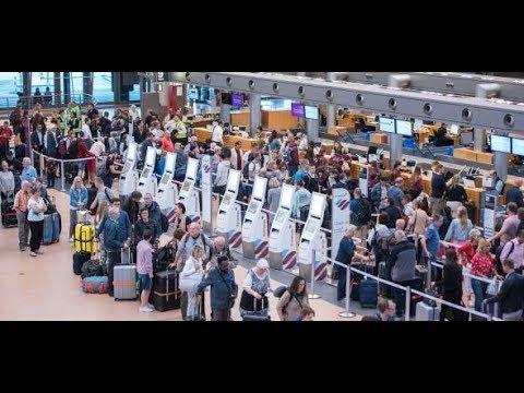 NACH STROMAUSFALL: Hamburger Flughafen nimmt Betrieb  ...