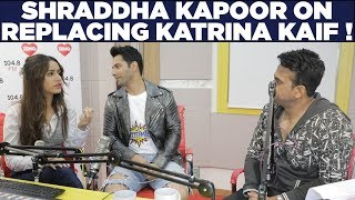 Video Shraddha : 'I was upset that Street Dancer was offered to Katrina! download in MP3, 3GP, MP4, WEBM, AVI, FLV January 2017