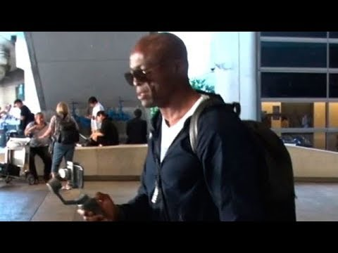 Seal And Family Returning To LA On Father's Day