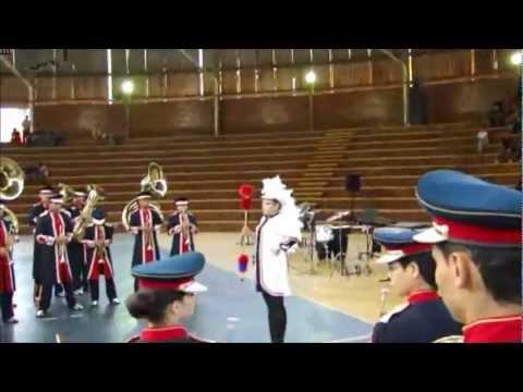 CONCURSO DE BANDAS E FANFARRAS EM ROLÂNDIA 2011 - 3ª PARTE  - By FARINA