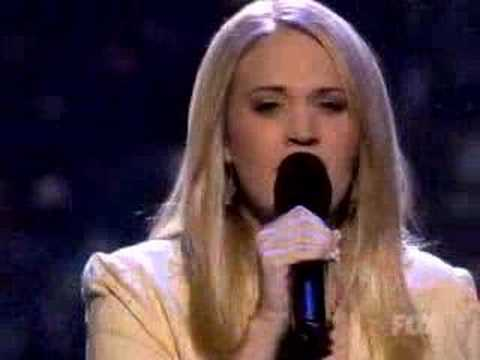 Carrie Underwood - Inside Your Heaven (Finale)