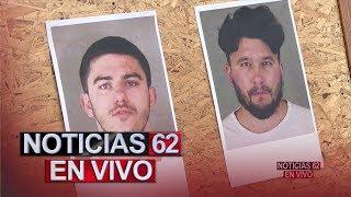 Arrestan a responsables del caso de Aranda Briones. – Noticias 62. - Thumbnail