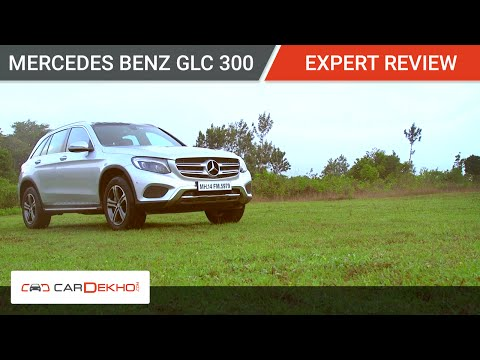 Mercedes Benz GLC 300 Expert Review | CarDekho.com