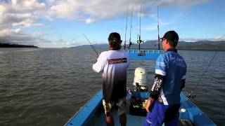 How to catch fish trolling lures in estuaries