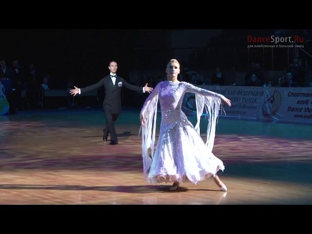 Arunas Bizokas - Katusha Demidova Waltz (Standard International)