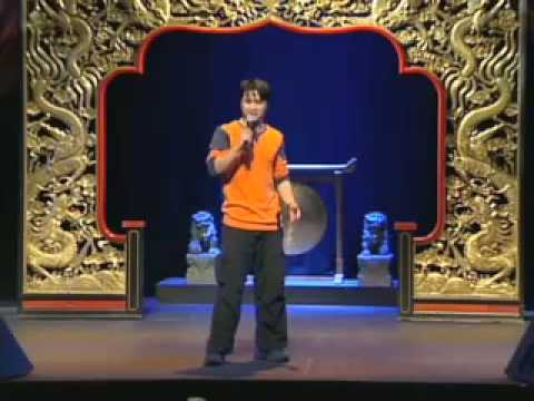 Dat phan asian comedian on Comedy Zen