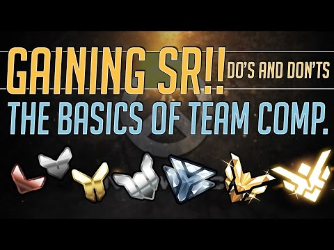 HOW TO GAIN SR!! Episode 6: The Basics Of Team Comp.
