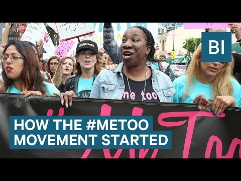 Tarana Burke On How The #MeToo Movement Started And Where It's Headed