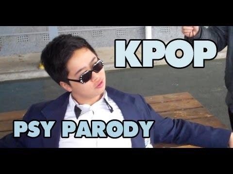 Gangnam Style Parody (eng vers) – PSY