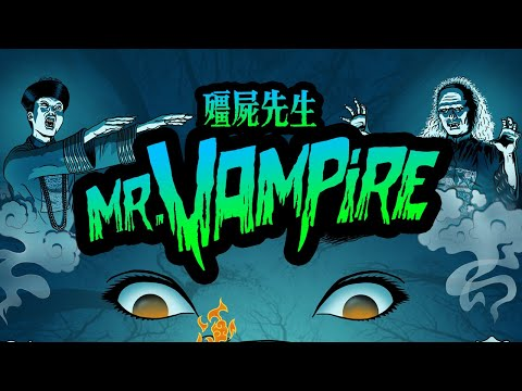 Ricky Lau's genre bending horror-comedy Mr. Vampire is making its worldwide debut on Blu-ray on July 20th as part of the Eureka Classics range.