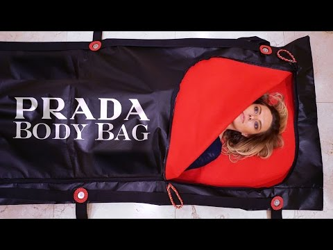 Prada Body Bag - {The Kloons}