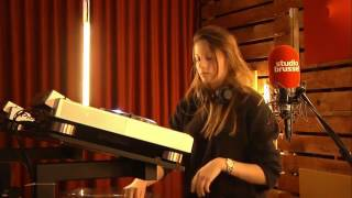 Charlotte de Witte - Live @ Studio Brussel, January 2017