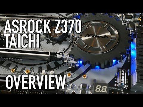 ASRock Z370 Taichi Overview