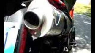 5. Ducati Monster 695 -Termignoni high carbon fibre silencers