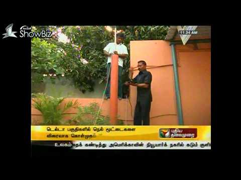 Sridhar K P, TV Interview puthiyathalaimurai channel 30oct2011.MP4