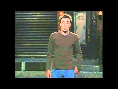 Jimmy Fallon's Awkward Audition for SNL in 1998