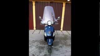 7. Vespa lx 50 2009 FL VENDO/ SALE