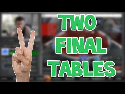 GREEN $120 and $160 ACR FINAL TABLES!