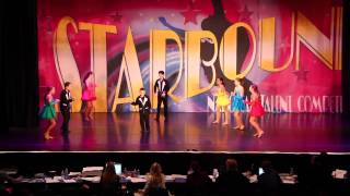Beyond Dance Footloose Production - Starbound Dance Competition