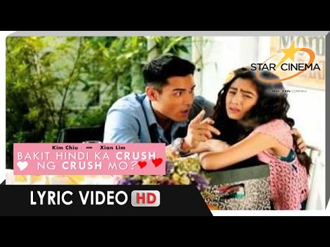 Video Lyric Video | 'Bakit Hindi Ka Crush Ng Crush Mo' by Zia Quizon download in MP3, 3GP, MP4, WEBM, AVI, FLV January 2017
