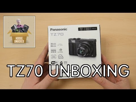 HODGE UNBOXES - Panasonic Lumix TZ70