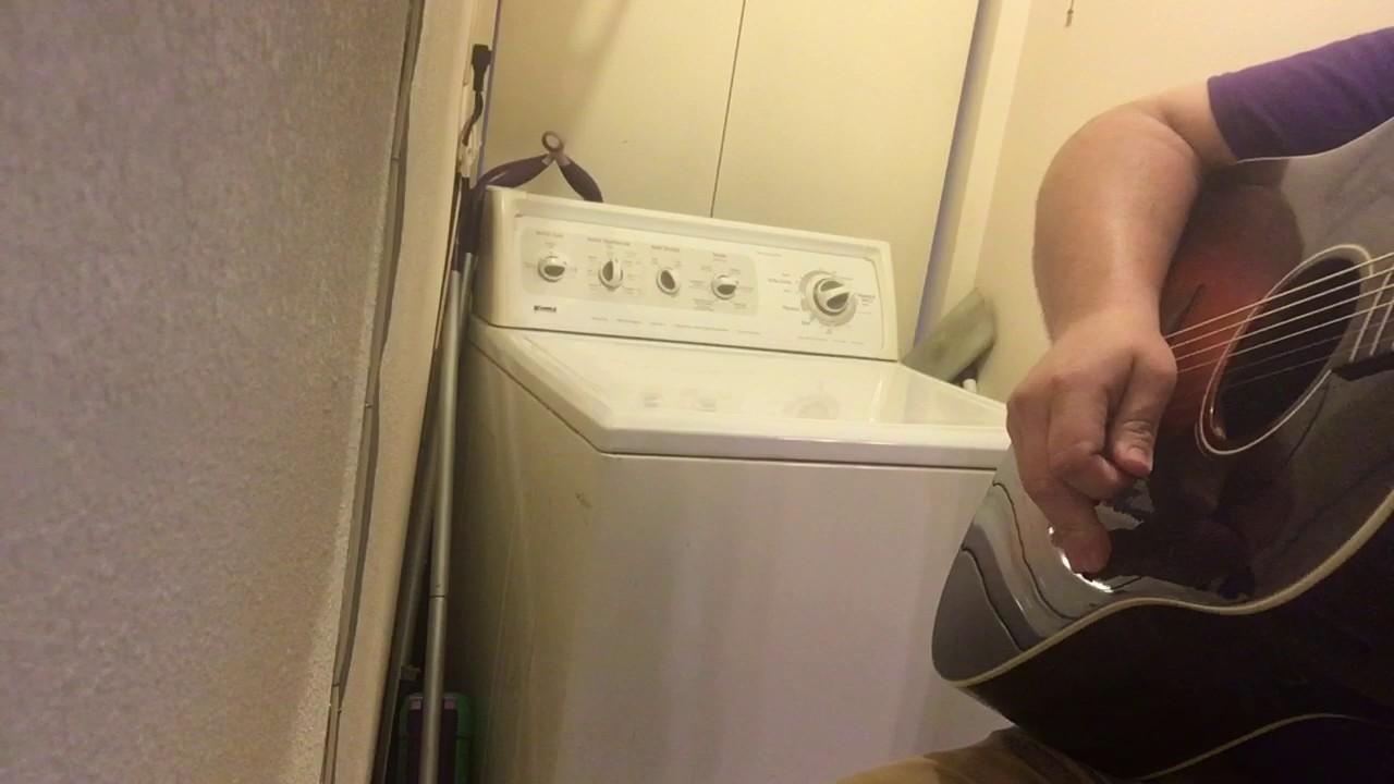 Хит под аккомпанемент стиральной машины