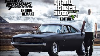 Nonton GTA V Editor Fast & Furious 7 Ending Film Subtitle Indonesia Streaming Movie Download