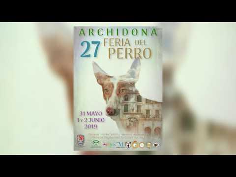 XXVII Feria del Perro de Archidona 2019